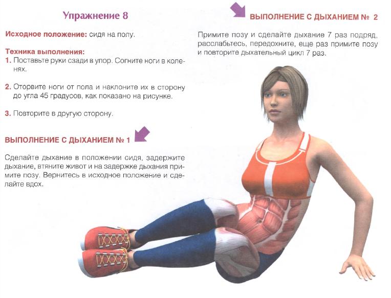 Вакуумная Гимнастика Живота Для Похудения Отзывы. Упражнение