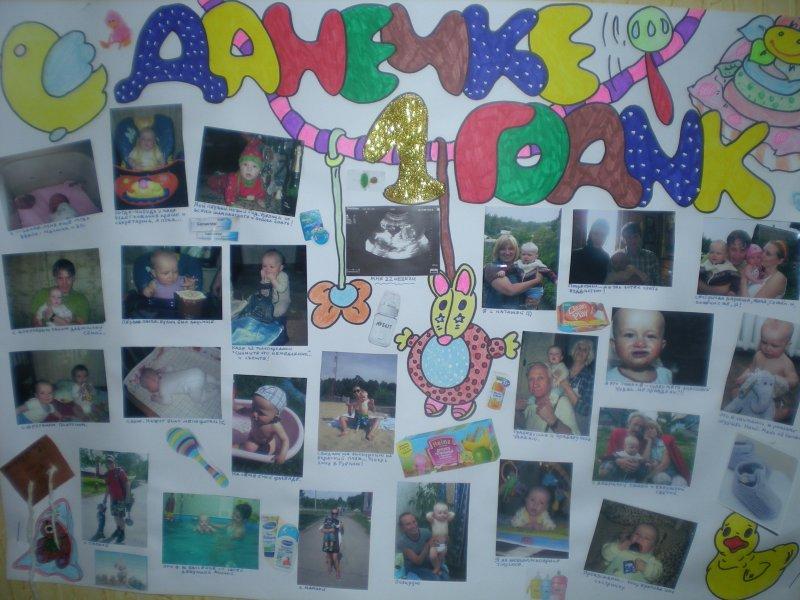 Днем рождения, как красиво оформить картинки на ватмане